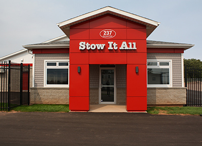 Charlottetown self-storage facility